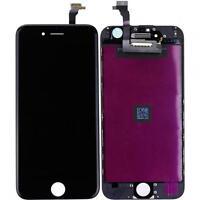 """iPhone 6 4,7"""" Display mit Original Retina LCD Komplett Rahmen Touch Glas Schwarz"""