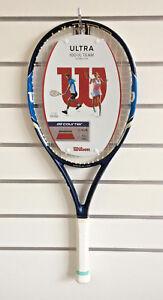 7002a0baf La imagen se está cargando Raqueta-de-tenis-wilson-ultra-100-ul-equipo-