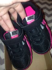 Nike Kids Flex Supreme TR 2 (TDV) Infant Toddler Girl Boy Shoes Sneakers 7C Pink