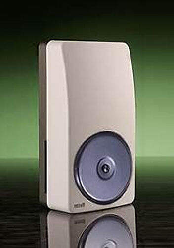 Byron Wired Door Bell Wall Mounted Battery Unit Home Office Brand New
