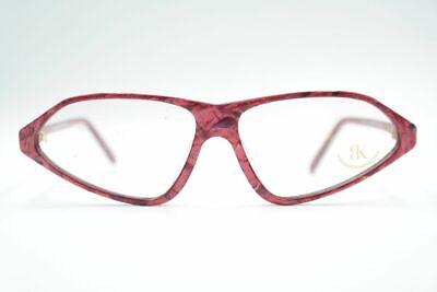 2019 Moda Vintage Rk Rk7 57 [] 13 135 Rosso Ovale Occhiali Eyeglasses Nos-mostra Il Titolo Originale