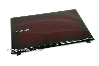 BA75-02368C GENUINE SAMSUNG LCD BACK COVER W// WIFI CABLE NP-R580 GRD B