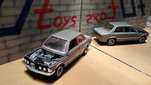 MEBETOYS-BMW-320-GRIGIO-METALLIZZATO-1-25-NO-Burago-Polistil-Politoys