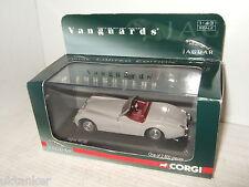 Vanguards VA05905 Jaguar XK120 Diecast Model in 1:43 Scale