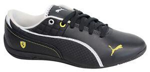 Pour Sf D94 Lace Hommes En 305136 02 Baskets Synthétiques Up Puma Cat Cuir Black Drift 6 qBUpBa
