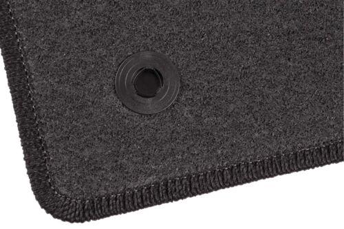 Anthrazit Textil Fußmatten Dacia Duster Bj 2010-2017 Graphit
