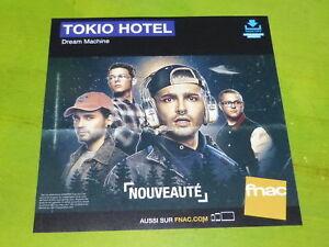 Tokio-Hotel-Dream-Machine-Plv-30-X-30cm-Instore-Papel-Display