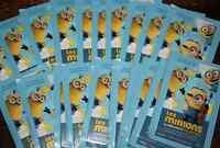 Carrefour La Méchante Collection Les Minions Lot 20 Pochettes Neuves Minions