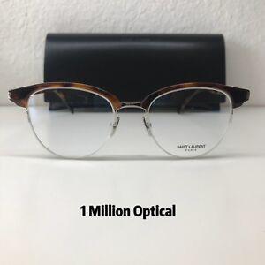 7ef8fb0f851 Image is loading New-Authentic-YVES-SAINT-LAURENT-RX-Eyeglasses-SL188-
