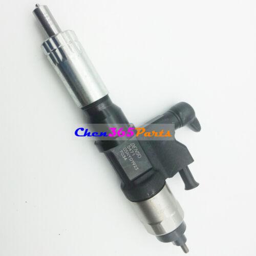 New Denso Fuel Injector for Isuzu 5.2L 4HK1 6HK1 NPR NQR 2004-2007 8-97329703-1