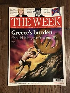 The-Week-Magazine-4-July-2015-Greece-amp-The-Euro
