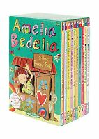 Amelia Bedelia Chapter Book 10-book Box Set Free Shipping