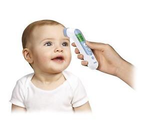 New Vicks Forehead Digital Kids Children Adult Thermometer Fever Tester SALE