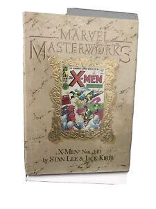 Marvel Masterworks #3 (Nov 1987, Marvel)XMEN 1-10 STAN LEE/JACK KIRBY HARDCOVER