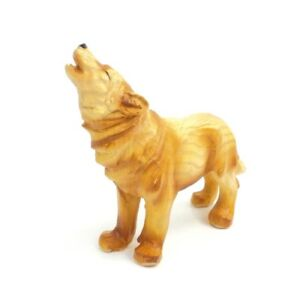 The leather wood animals gift small wood handicraft dongyang