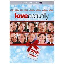 Love Actually DVD 10th Anniversary Ed Grant Neeson Firth Linney Thompson Rickman