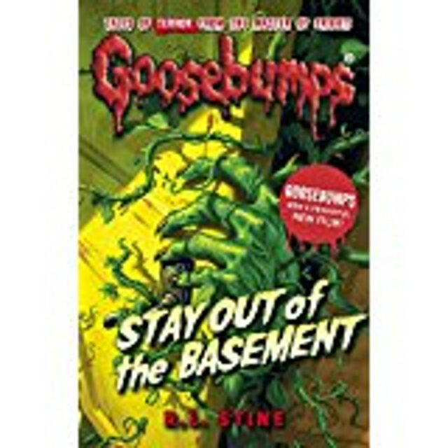Stay Out of the Basement (Goosebumps), New, R. L. Stine Book