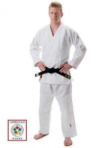 155-200cm Dax Sports- JUDOANZUG HIKU SHIAI II BLAU IJF-ZULASSUNG 2015 Gi.
