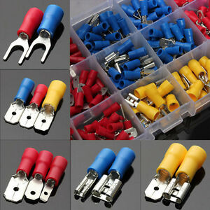 280pcs isoliert crimp anschl sse isolierte elektrische. Black Bedroom Furniture Sets. Home Design Ideas