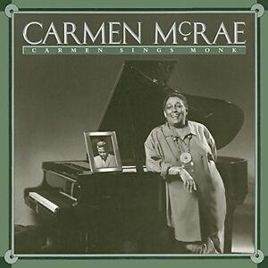 Carmen-McRae-Carmen-Sings-Monk-New-CD-UK-Import