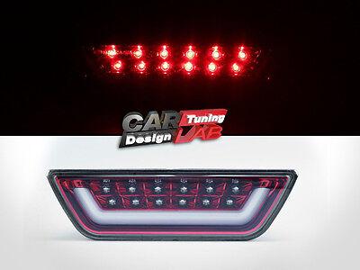 Red Rear LED Fog Lamp Light F1 Style Brake Light for Suzuki Swift S Sport / SX4