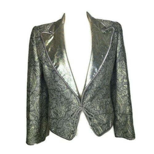 1980s Ted Lapidus Boutique Haute Couture Paris Bro