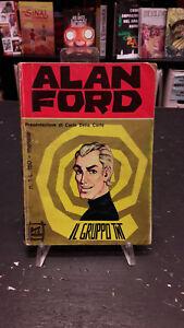 Alan-Ford-1-034-Il-Gruppo-TNT-034-1-ed-Corno-Magnus-Bunker-primo-originale