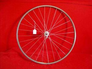 Araya-CTL-370-Front-Wheel-700c-Shimano-Hub-Alloy-28-Spokes-Used