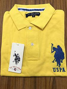 U.S. Polo Assn. Men Polo T-shirt