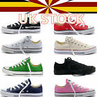 AUTHENTIC Canvas Shoes Chuck Taylor Low Trainer Sneaker All Star OX Casual Shoes