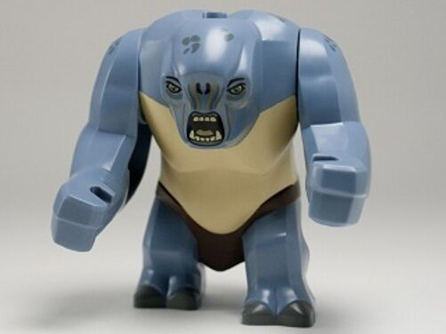 LEGO 9473 -  LORD OF THE RINGS - CAVE TROLL - MINIFIG   MINI FIGURE