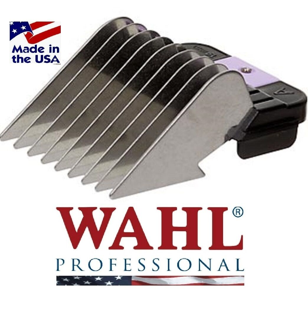 Wahl KM5 SUPER DUTY Rosa Clipper KIT&ULTIMATE 10 30 Blade&8 Blade&8 Blade&8 ATTACHMENT COMB SET 308cf5