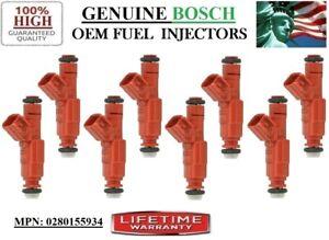 OEM-Bosch-Fuel-Injectors-DODGE-RAM-3500-2500-1500-VAN-Durango-5-9L-V8-Refurb-x8