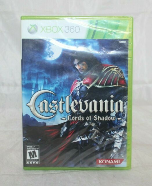 Castlevania: Lords of Shadow (Microsoft Xbox 360, 2010) Brand New Sealed