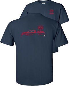 Dodge-Ram-Truck-Silhouette-T-Shirt
