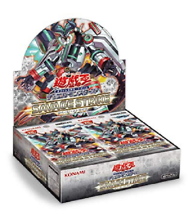Details about NEW YuGiOh! VRAINS OCG Savage Strike Booster BOX CG1599  Japanese KONAMI JAPAN FS