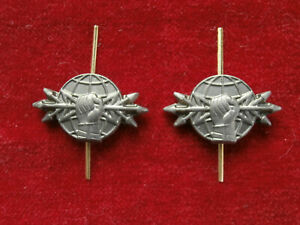 Russian emblems on buttonholes of the Military court