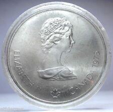 CANADA (Montreal 1975-76) 5$ Silver-FDC./UNC