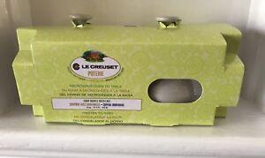 Le Creuset Poterie- 2 Soup Bowls with Lids -Almond White (BNIB)   eBay