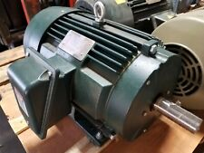 New Toshiba 20 Hp 3 Phase Mill Amp Chemical Rated Motor 460 Volt 1770 Rpm