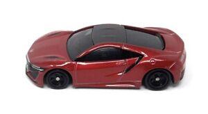 Tomica-DIECAST-maqueta-de-coche-1-62-n-43-Honda-NSX-rojo-Takara-Tomy