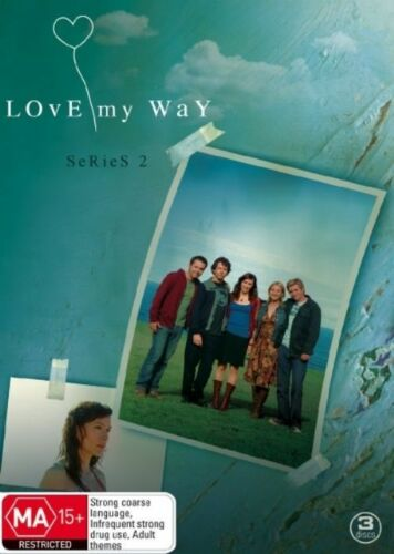 1 of 1 - Love My Way : Series 2 (DVD, 2006, 3-Disc Set)