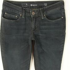 Ladies Womens Levis BOLD CURVE SKINNY Stretch Blue Jeans W28 L34 UK Size 8