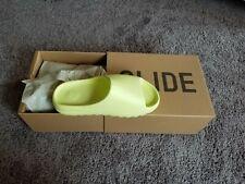 Yeezy Slide Green Glow - Size 13