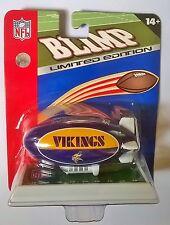 Minnesota Vikings NFL American Football Field Display Stand Toy Blimp
