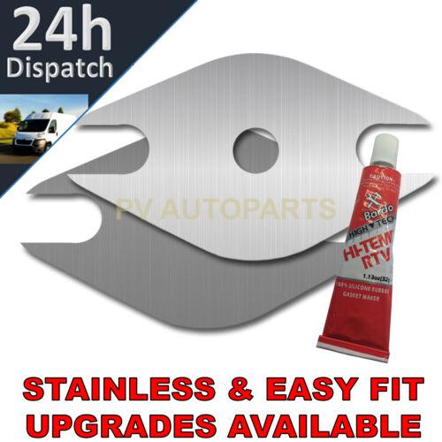 Mazda 5 Série EGR Soupape D/'échappement Plaque d/'obturation 1.5 mm 3 mm en Acier Doux Inoxydable
