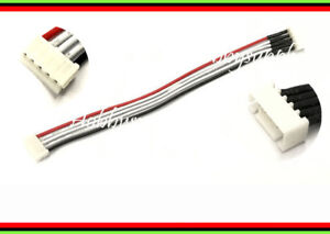 Balance-Adapter-LiPO-4S-5P-XH-Female-to-EH-Male-Connector-22AWG-15cm-lead-Cable