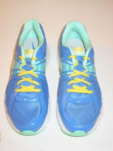 Nike Dart 10 X Running Cross Training Workout bluee Mesh Mesh Mesh Sneakers shoes Womens 6 2c9065