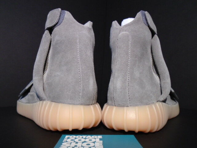 adidas yeezy boost 750 kanye west gris clair clair gris du chewing - gum 3 Marron  bb1840 nmd r1 pk new 6 691921