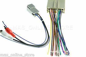 s l300 ford lincoln & mercury car stereo after market wiring harness Ford Wiring Harness Kits at virtualis.co
